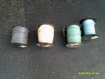 4-New Rolls of # 10-Gauge Stranded THNN Wire 3-Rolls Of-400- Feet 1-Roll-300-Feet in Naperville, Illinois