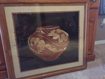 Original Jacque Day Native Pottery painting in Alamogordo, New Mexico