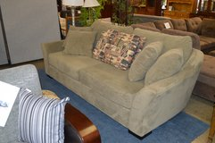 Large Sofa with extra Pillows by Guardsman in Fort Lewis, Washington