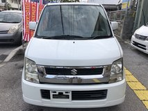 $2900 '04 SUZUKI WAGON R YELLOW PLATE COMES WITH NEW JCI AND 1 YR WARRANTY!! in Okinawa, Japan