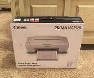Canon Pixma MG2520 printer in Fort Leonard Wood, Missouri