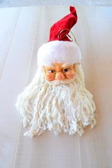 Santa head in Alamogordo, New Mexico