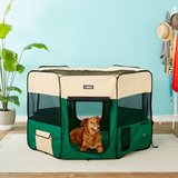EliteField 2-Door Soft-Sided Dog & Cat Playpen in Naperville, Illinois