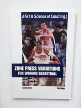 Basketball: Zone Press Variations in Ramstein, Germany