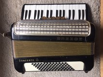 Accordion Hohner Concerto III in Ramstein, Germany