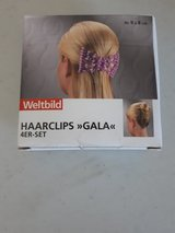 Beautiful Hairclips in Ramstein, Germany