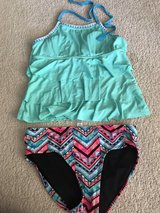 Girls Justice swim suit 16 plus in Plainfield, Illinois