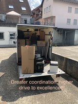 KMC AREA MOVERS AND TRANSPORT, PICK UP AND DELIVERY, FURNITURE ASSEMBLE in Ramstein, Germany