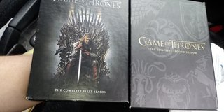 Game of thorns in New Lenox, Illinois