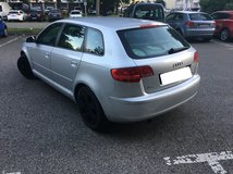 Audi A3 1.6 with german specs/ manually transmission in Stuttgart, GE