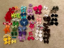 Hair bows - over 60 total in Glendale Heights, Illinois