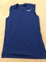 Nike sleeveless T-shirt Lg in Plainfield, Illinois