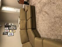 Large sectional sofa in St. Charles, Illinois