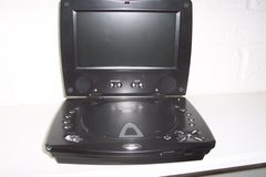 "Durabrand 7"" Portable DVD player in Conroe, Texas"