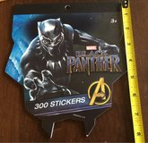 Black Panther Stickers in Oswego, Illinois