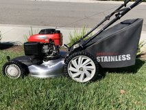 MTD-PRO STAINLESS GAS LAWN MOWER in Fairfield, California