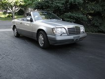 1994 Mercedes E320 convertible in Westmont, Illinois