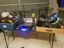 3D Printer Prusa 3 MK2s  with filament in Spring, Texas