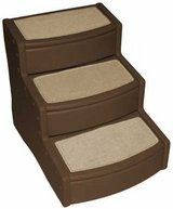 Pet Gear Easy Step III Extra Wide Pet Stairs, 3-step/for cats and dogs up to 200-pounds in Lockport, Illinois