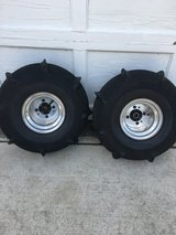 ATV Sand Dunes Paddle Tires in St. Charles, Illinois