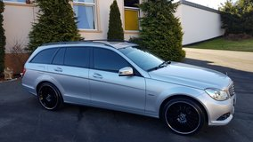 2011 Mercedes-Benz Diesel C200 Wagon *200hp* awesome mileage in Ramstein, Germany