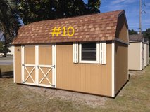 12x16 Lofted Barn Shed Storage Building DISCOUNTED!!! in Moody AFB, Georgia