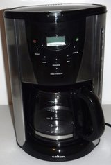 12 Cup Programmable Salton Coffee Maker in Westmont, Illinois