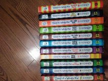 Diary of a Wimpy Kid set of books1-11 (two autographed) in Glendale Heights, Illinois