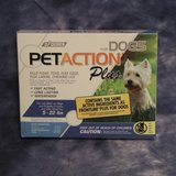 SEALED PETACTION PLUS DOGS NEW! in Fairfield, California
