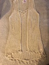 Justice sweater vest 16 in Plainfield, Illinois