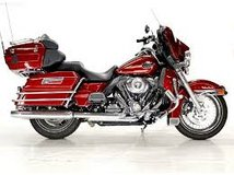 2010 Harley Electra Glide Ultra Classic Perfect Conditions in Wiesbaden, GE