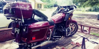 83 Goldwing in Houston, Texas