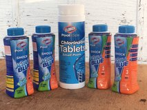 Pool Chemicals in St. Charles, Illinois