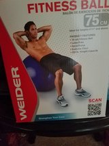 NEW-Stability Exercise Ball in Camp Lejeune, North Carolina
