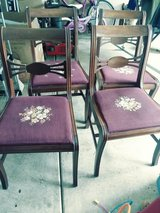 4 Antique Chairs in Batavia, Illinois