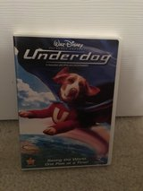 Underdog dvd in Camp Lejeune, North Carolina