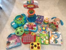 13 pieces baby till preschool toys in Okinawa, Japan