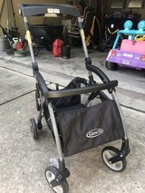 Graco Click connect stroller frame in Kingwood, Texas