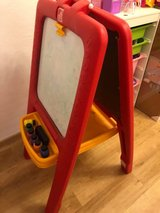Kid's Chalk and Dry Earaser Easel in Spangdahlem, Germany