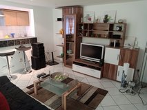 TLA 1 BR Apt, Ramstein, 5min from RAB, pet friendly, Air-Con, ground floor in Ramstein, Germany