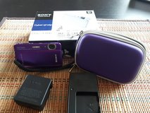 Sony Cyber-shot DSC-TX66 18.2 MP Exmor R CMOS Digital Camera with 5x Optical Zoom and 3.3-inch O... in Ramstein, Germany
