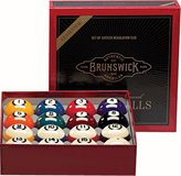 Brunswick Centennial Pocket Pool Billiard Balls in Stuttgart, GE