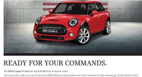 New Mini    @ Used car  Prices  ! in Ramstein, Germany