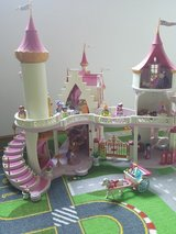 Big Princess Castle playmobil with all supplies in Stuttgart, GE
