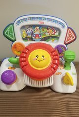 Fisher-Price Laugh & Learn Rumble & Learn Driver in Naperville, Illinois