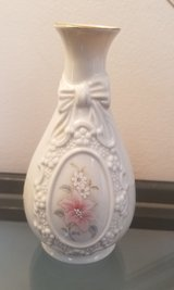 The Cameo Ribbon Vase by Royal Heritage in Naperville, Illinois