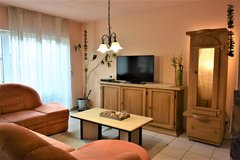 TLA 4 BR house + car, 15min from RAB, pet friendly, fully-furnished & renovated, Air-Con in Ramstein, Germany