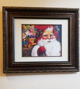 Santa Picture And Frame in Naperville, Illinois