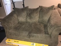 Microfiber Loveseat in Aurora, Illinois