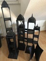 CD STANDS/ VIDEO FILM STANDS/PLANT STANDS OR DECORATION PIECES in Stuttgart, GE